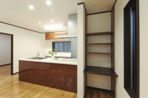家事スペース・キッチン