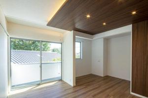 2F寝室・オープンクローゼット