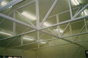 レッスン室天井